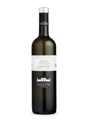 Brin de Mimosa - Côte de Provence Vin Bio Blanc