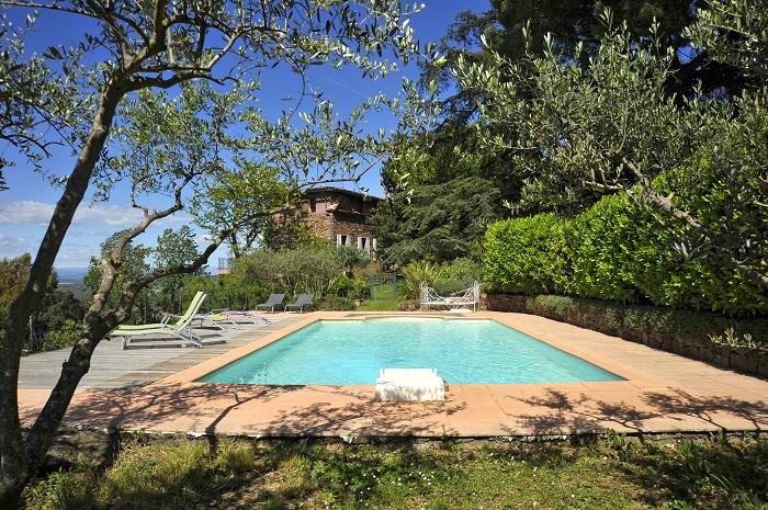 La Maison de Nathalie - Chambres d'hôtes de charme avec piscine dans le Var