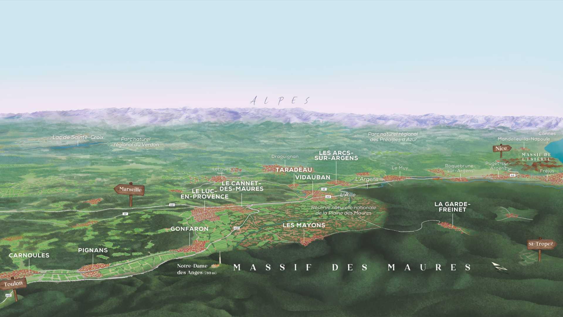 Domaine de la Fouquette - Vins Biologiques - Notre Dame des Anges
