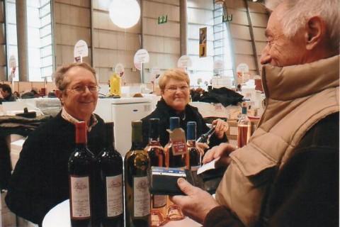 Domaine de la Fouquette | Notre histoire - Génération 2 - Michèle & Yves